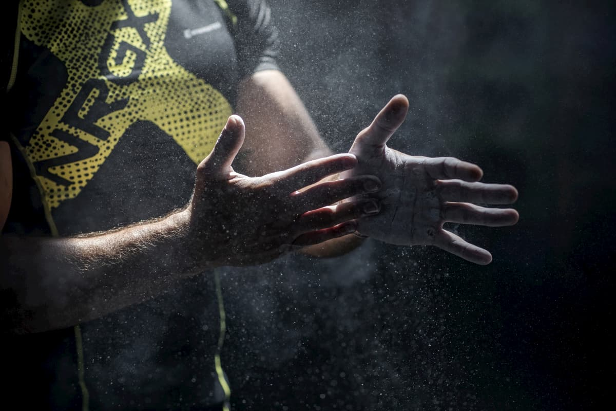 crossfit sport intersport shooting photo modeling